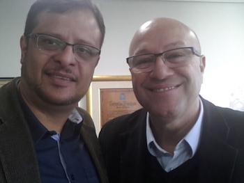 Deputado Estadual Luiz Cláudio Romaneli - Lider do Governo