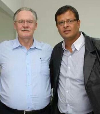 Ex Governador do Paraná Orlando Pessute